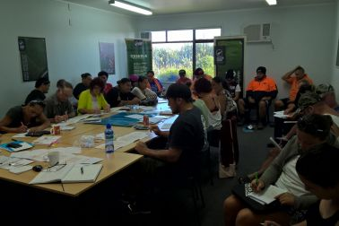 Workplace literacy programme at Silver Fern Farms, Dargaville