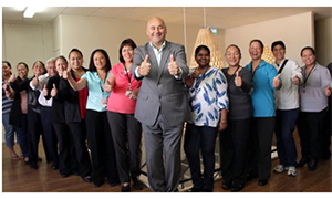 Pacific Homecare winners 2013